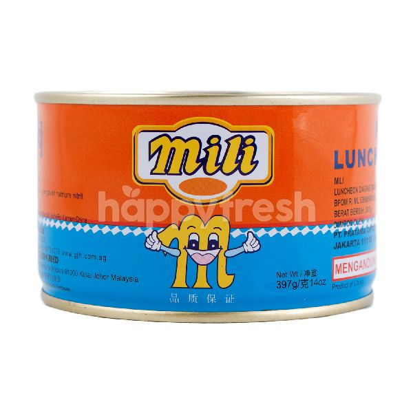 Product: Mili Pork Luncheon Meat - Image 1