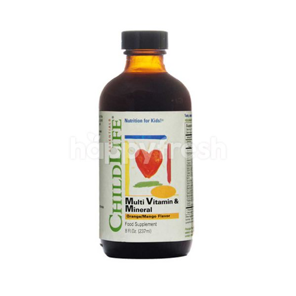 Product: Childlife Multi Vitamin and Mineral - Image 1
