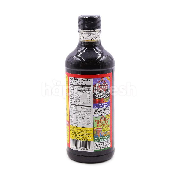 Bragg Liquid Aminos Soy Sauce All Purposing Seasoning