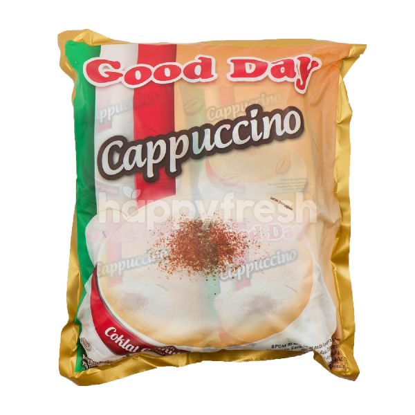Product: Good Day Cappuccino Instant Coffee (30 sachets) - Image 1