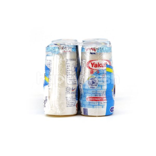 Product: Yakult Double Pack Yakult Less Sugar Ace Light Cultured Milk Drink - Image 2