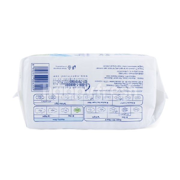 Product: Laurier Healthy Skin Day Wing Sanitary Pad - Image 3
