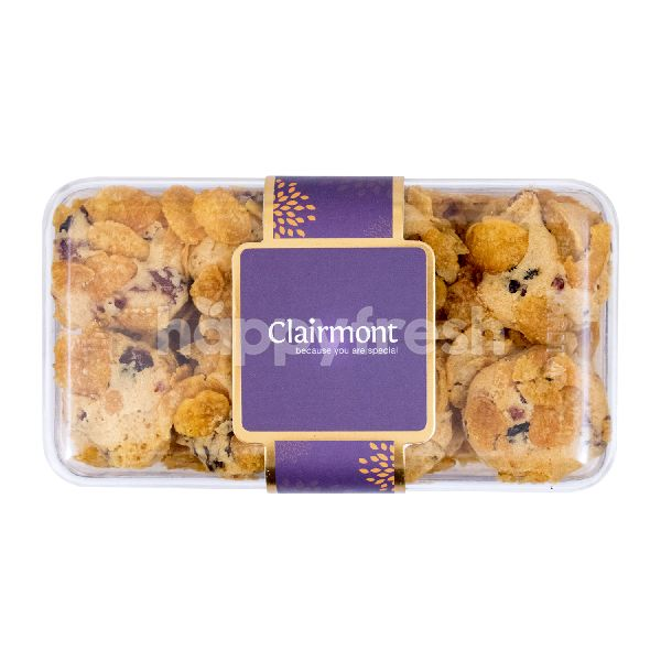 Product: Clairmont Cranberry Cookies Small - Image 1