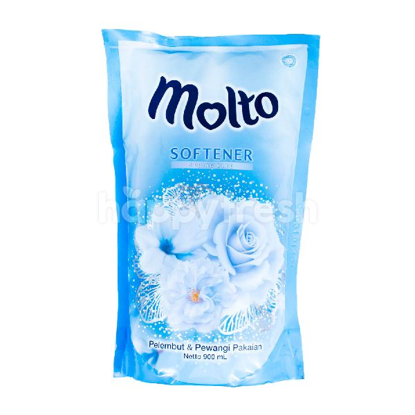 Product: Molto Spring Blue Fabric Softener Refill - Image 1