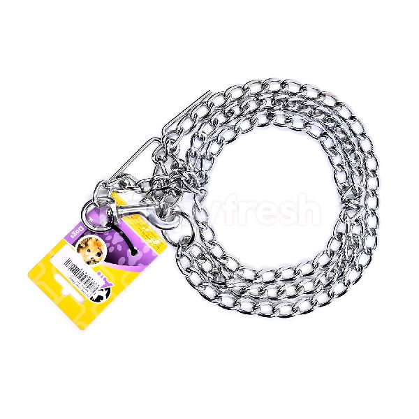"""Twisted Link Chain """"T"""" Handle 4mm X 72 Inches"""