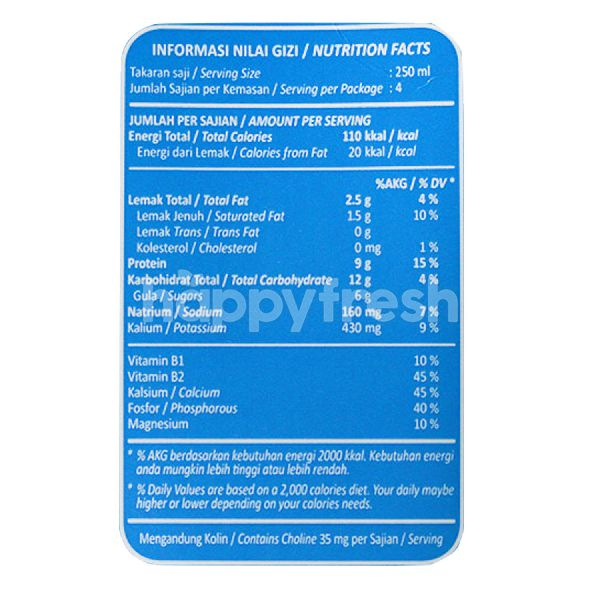 Product: Greenfields Low Fat UHT Milk - Image 4
