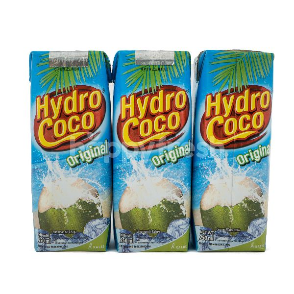 Product: Hydro Coco Original Coconut Water (6 packs) - Image 1