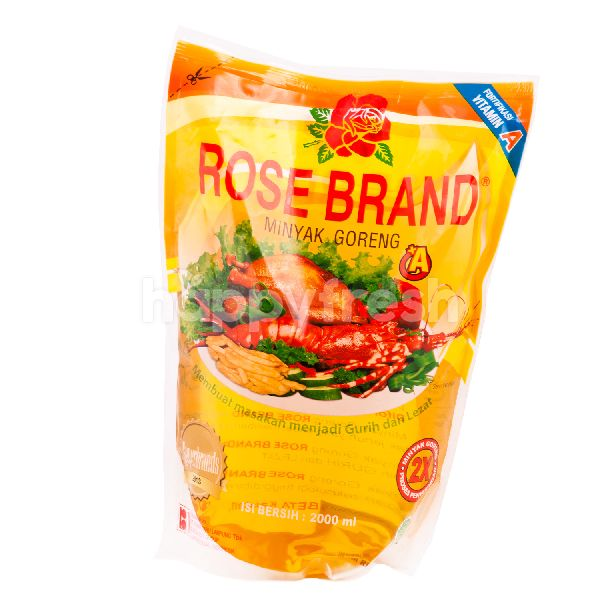 Product: Rose Brand Palm Cooking Oil Fortification Vitamin A - Image 1