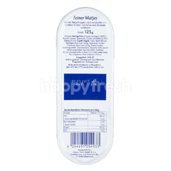 Product: Lysell Feiner Matjes - Image 2