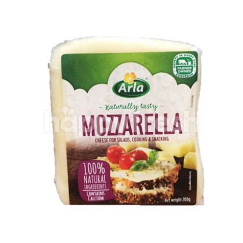 Arla Finello Block Mozzarella Cheese