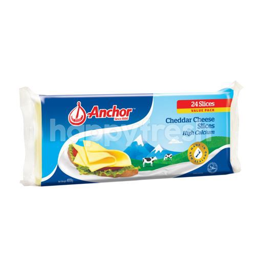 Product: Anchor Cheddar Cheese Slices - Image 1