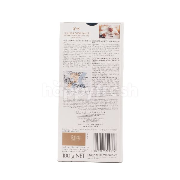 Product: Lindt Excellence Dark Chocolate - Image 2