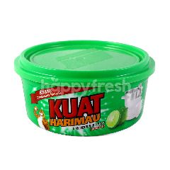 Kuat Harimau Dishwashing Paste Lime Zap