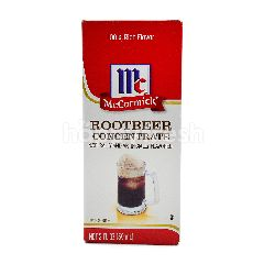 Mccormick Rootbeer Concentrate