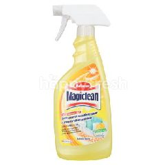 Kao Magiclean Bathroom Cleaner Refreshing Lemon