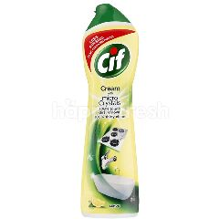 Cif Lemon Scent Multi-Surface Cleaner Cream 500ML