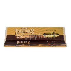 Delfi Treasures Cokelat Susu Golden Almond