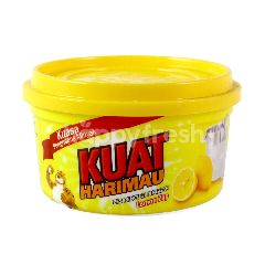 Kuat Harimau Dishwashing Paste Lemon Zap