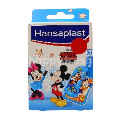 Hansaplast Mickey Mouse & Friends Kids Plasters (20 Strips)