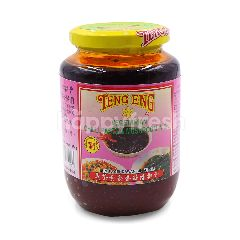 Teng Eng Vegetarian Chili Paste & Mushroom Oil