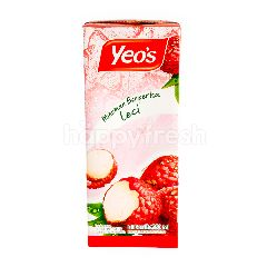 Yeo's Lychee Flavored Drink (6x250ML)