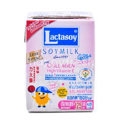 Lactasoy Plus Collagen Soy Milk
