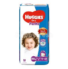 Huggies Dry Pants Super Value Pack Diapers XXL32+4s