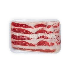 US Beef Shortplate Sliced