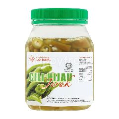 LO SAM Pickled Green Chilli