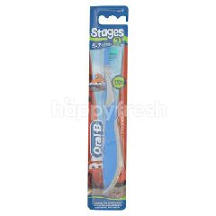 Oral-B Cars 5 - 7 Years Soft Toothbrush