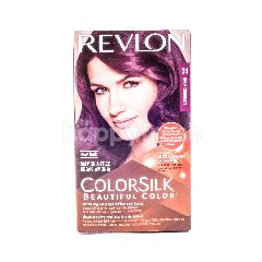 Revlon Color Silk 34 Burgundi Tua