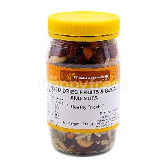 HN Health & Nature Mixed Dried Fruits & Seeds And Nuts