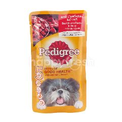 Pedigree Beef Cis for Dog