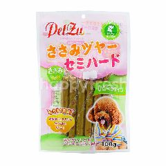 Petzu Salmon Sausage Dog Snack