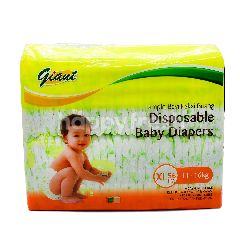 Giant Disposable Baby Diapers XL