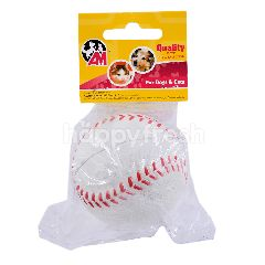 Rubber Toys: 2.5 Inches Sponge Ball