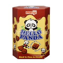 Meiji Hello Panda Choco Biscuits With Chocolate Flavoured Filling