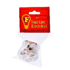Fuji Lite Electrical Smart 13A Plug Top