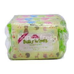 TOPVALU Scented Baby Wipes (3x30s)