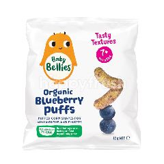 LITTLE BELLIES Baby Puffs - Bursting Blueberry