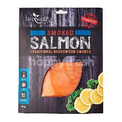 Live Well Traditionally Sliced Smoked Salmon 100G