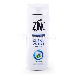 Zinc Sampo Anti Ketombe Clean Active