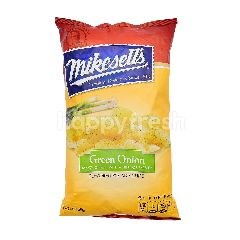 Mikesell's Green Onion Flavored Potato Chips