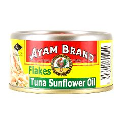 Ayam Brand Tuna Flakes In Oil 150G