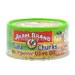 Ayam Brand Tuna Chunks In Organic Olive Oil