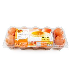 Cp Hygienic Eggs No.0 (Pack 10)