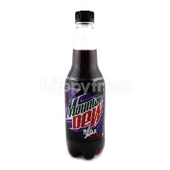 MOUNTAIN DEW Pitch Black Carbonated Drink