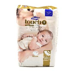 Drypers Touch S 3-7kg Diapers