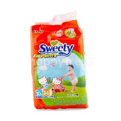 Sweety Popok Bayi Unisex Fit Pantz Walker Ukuran XL