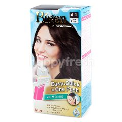 Bigen Cream Color 4-0 Dark Brown Hair Dye